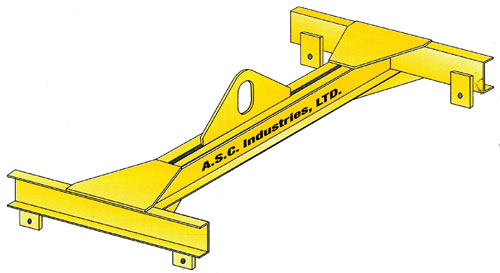 2 Point Lift Chain : Asc industries gt products custom fabrication four