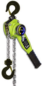LEVER CHAIN HOIST - LA SERIES